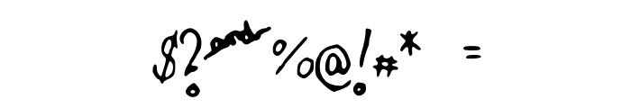 RRGemNStuff Font OTHER CHARS