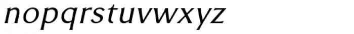 RRollie Semi Bold Italic Font LOWERCASE