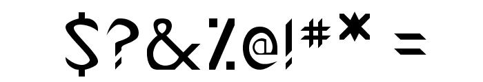 RSCanaith Font OTHER CHARS