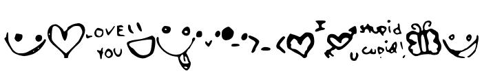 RSHoneyPie Font UPPERCASE