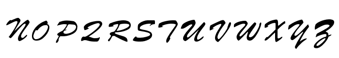 RSStyle Font UPPERCASE