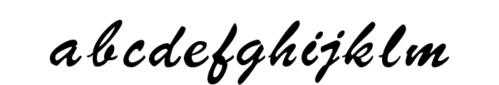 RSStyle Font LOWERCASE