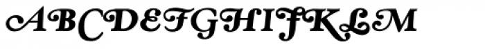 RTF Amethyst Bold Sorts Font LOWERCASE