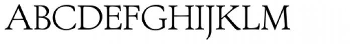 RTF Amethyst Book SC Font UPPERCASE