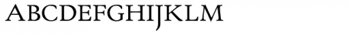 RTF Amethyst Book SC Font LOWERCASE