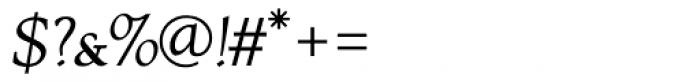 RTF Amethyst Italic SC Font OTHER CHARS