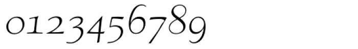 RTF Amethyst Light Italic SC Font OTHER CHARS
