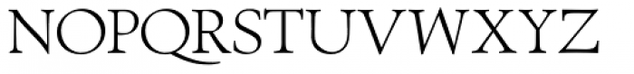 RTF Amethyst Light SC Font UPPERCASE