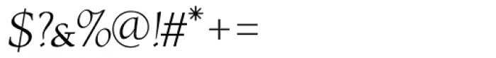 RTF Amethyst Light SWSC Font OTHER CHARS