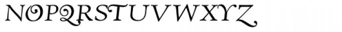 RTF Amethyst Light SWSC Font LOWERCASE