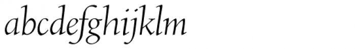 RTF Amethyst Light Swash Font LOWERCASE