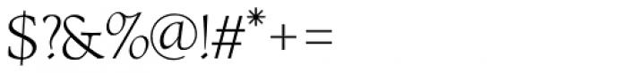 RTF Amethyst Light Font OTHER CHARS
