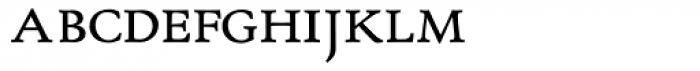 RTF Amethyst Smallcaps Font LOWERCASE