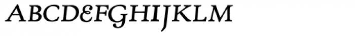 RTF Amethyst Swash Smallcaps Font LOWERCASE
