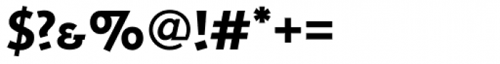 RTF Credo Black SC Font OTHER CHARS