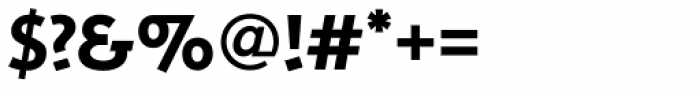 RTF Credo Black Font OTHER CHARS