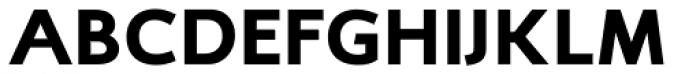 RTF Credo Black Font UPPERCASE