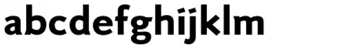 RTF Credo Black Font LOWERCASE
