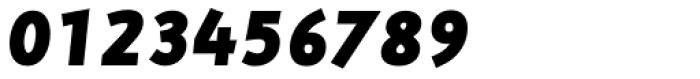 RTF Credo ExtraBlack Italic Font OTHER CHARS