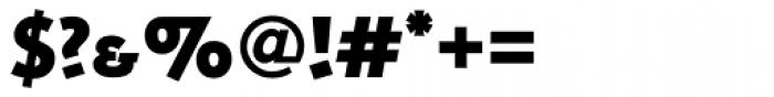 RTF Credo ExtraBlack SC Font OTHER CHARS