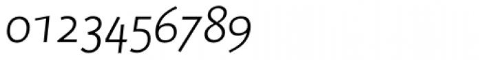RTF Credo Light Italic SC Font OTHER CHARS