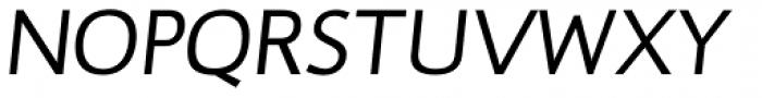 RTF Dokument Italic Font UPPERCASE