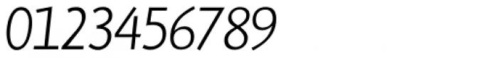 RTF Dokument Light Italic Font OTHER CHARS