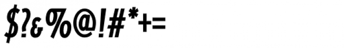 RTF Dokument XCnd Bold Italic SC Font OTHER CHARS