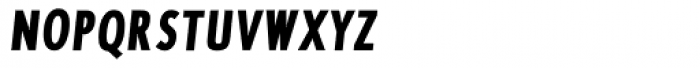 RTF Dokument XCnd Bold Italic SC Font LOWERCASE