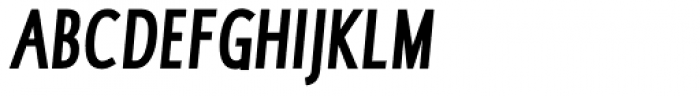 RTF Dokument XCnd Bold Italic Font UPPERCASE