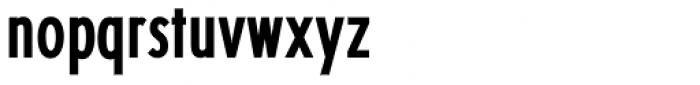 RTF Dokument XCnd Bold Font LOWERCASE