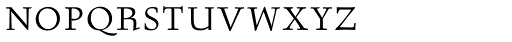 RTF Stern Aldine Font UPPERCASE