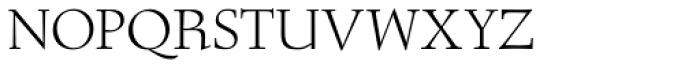 RTF Stern Pro Font UPPERCASE