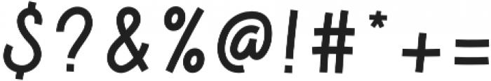 RuffestAlt otf (400) Font OTHER CHARS