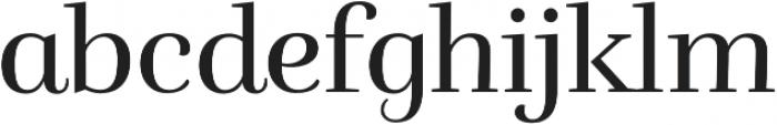 RufinaALT02 Regular otf (400) Font LOWERCASE