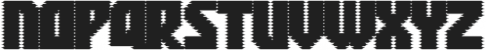 Rukyltronic Screen otf (400) Font UPPERCASE