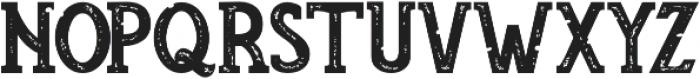 Rumoura Textures otf (400) Font LOWERCASE