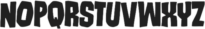 Runcible otf (400) Font UPPERCASE