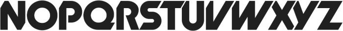 Running Start Premium ttf (400) Font UPPERCASE