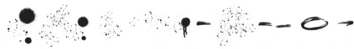 Rushink swash otf (400) Font OTHER CHARS