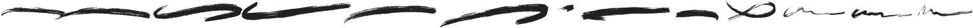 Rushink swash otf (400) Font LOWERCASE