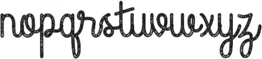 Rustic Gate Vintage Ext ttf (400) Font LOWERCASE