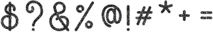 Rustic Gate Vintage ttf (400) Font OTHER CHARS