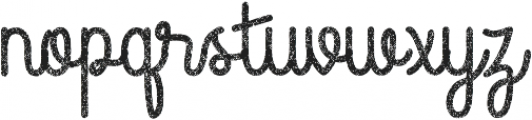Rustic Gate Vintage ttf (400) Font LOWERCASE