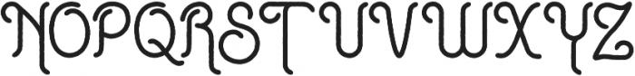 Rustic Gate ttf (400) Font UPPERCASE