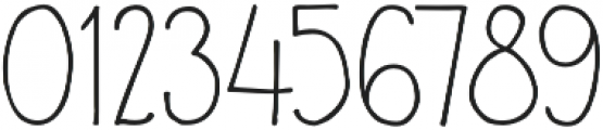 Rustica otf (600) Font OTHER CHARS
