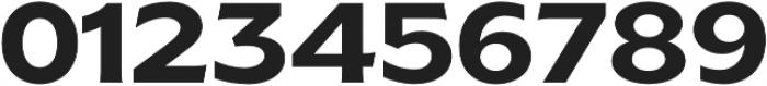 Ruston Basic SemiBold otf (600) Font OTHER CHARS