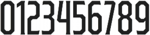 Ruston College Regular Extra Condensed otf (400) Font OTHER CHARS