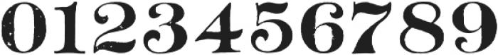 Ruthie Regular otf (400) Font OTHER CHARS