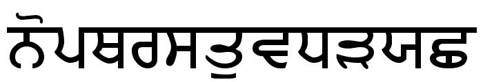 RUBYSARP Font LOWERCASE